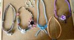 bijoux en resille tubulaire